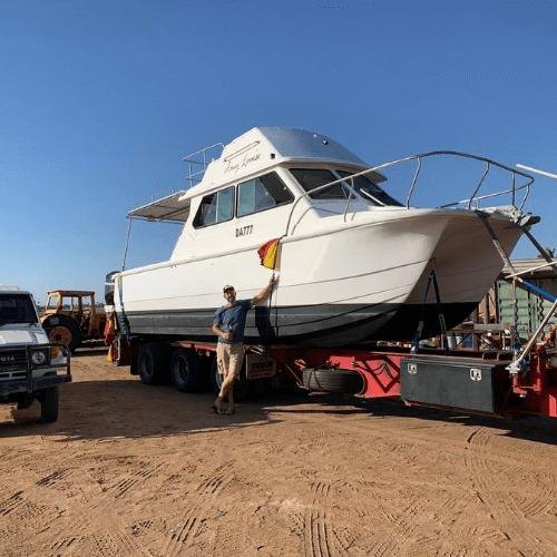 Boat Transfers Regional Western Australia