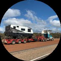 Caravan Transfers Australia (1)