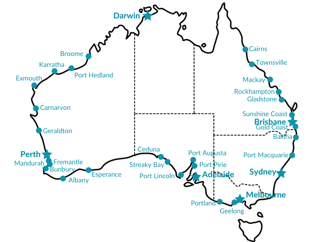 Boat and Yacht Transport Across Australia